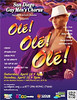 San Diego Gay Men's Chorus - Ole! Ole! Ole! : STORED IN REVERSE CHRONOLOGICAL ORDER!  Pictures taken during the Ole! Ole! Ole! concert season of the San Diego Gay Men's Chorus.