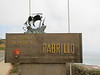 Cabrillo National Monument May 2013 : First trip to Cabrillo National Monument in San Diego, CA. Wanted to take pictures of the city with the mountains in the background, but it was &quot;May gray&quot; at the time. I will go again later in the summer on a clear day. No editing/retouching of the photos has been done. All photos taken May 15, 2013.
